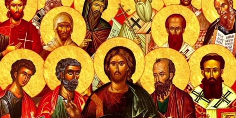 Cristo y los apóstoles